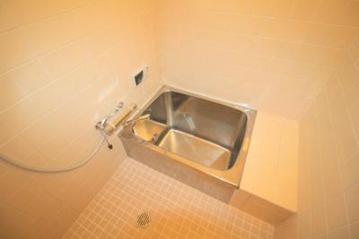 【浴室】市役所側貸家