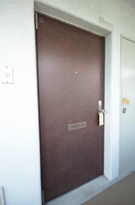 【玄関】ハイツたかす