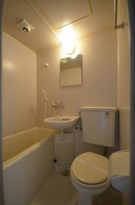 【浴室】ハイツたかす