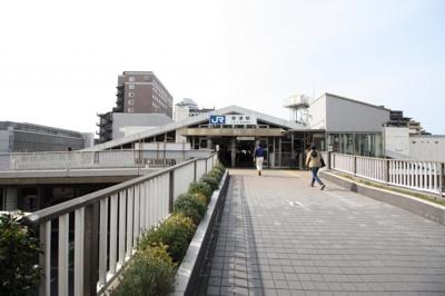 草津駅東側