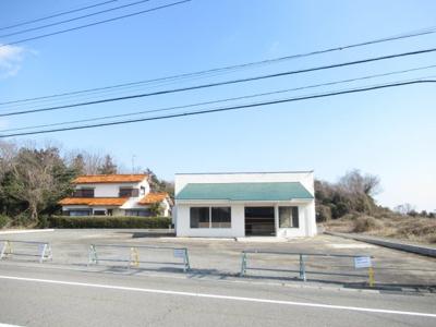 【外観】四日市市山田町 事業用店舗