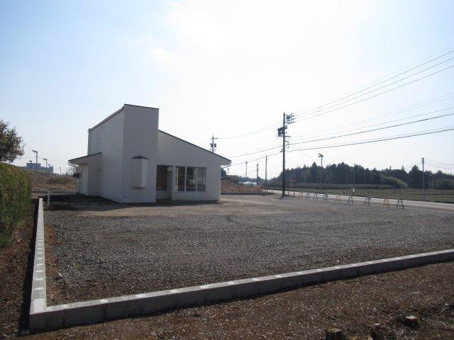 【駐車場】四日市市山田町 事業用店舗