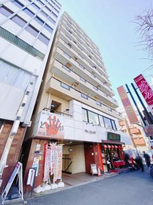 【外観】ルックハイツ新宿