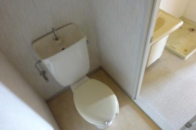 【トイレ】セジュール塚脇