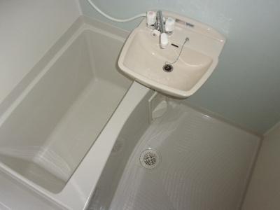 【浴室】フェリオ東向島