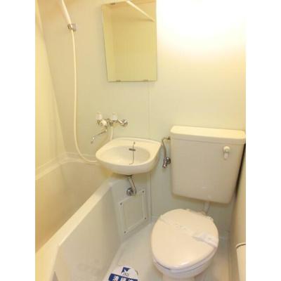 【浴室】スカイコート入谷