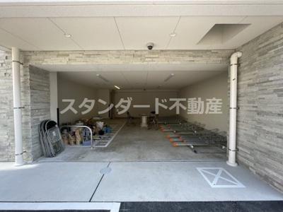 【駐車場】アドバンス西梅田ジェイス