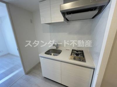 【キッチン】アドバンス西梅田ジェイス