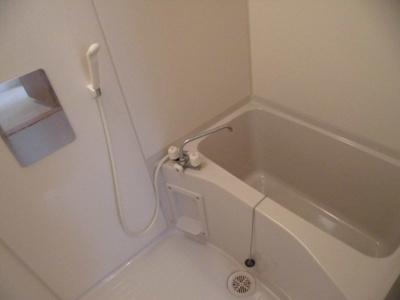 【浴室】シルバーハイツ