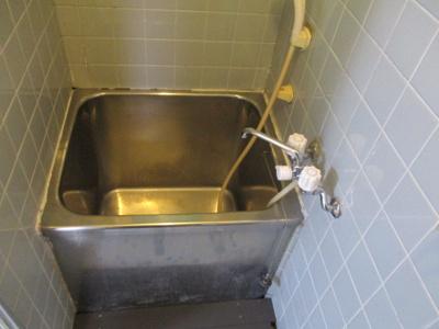 【浴室】マンションワンツー