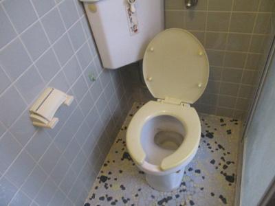 【トイレ】マンションワンツー