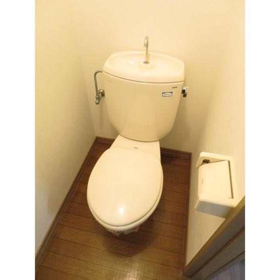 【トイレ】ヴィーブル岳見