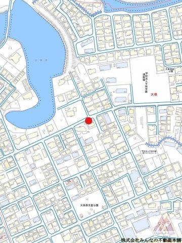 【土地図】東野小学校校区住宅用地
