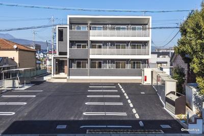 【外観】シャルマン櫻街 五番館
