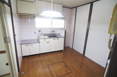 【居間・リビング】南武庫之荘8丁目戸建