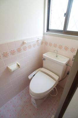 【トイレ】南武庫之荘8丁目戸建