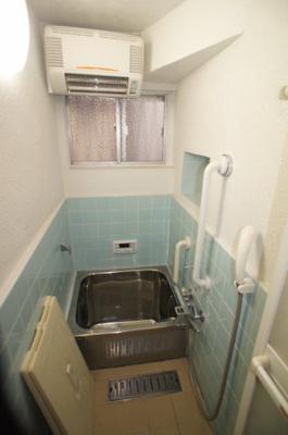 【浴室】南武庫之荘8丁目戸建