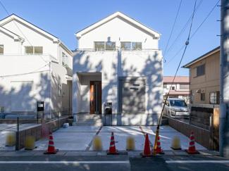 船橋市二和西 新築一戸建 ※外観施工例です。