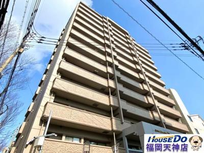 【外観】ライオンズマンション大橋芸工大前