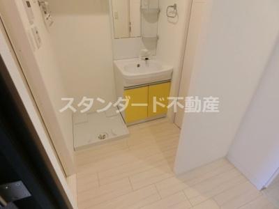 【洗面所】ビガーポリス300同心Ⅱ