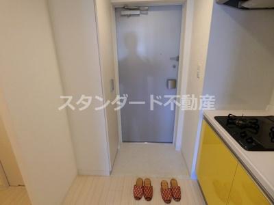【玄関】ビガーポリス300同心Ⅱ