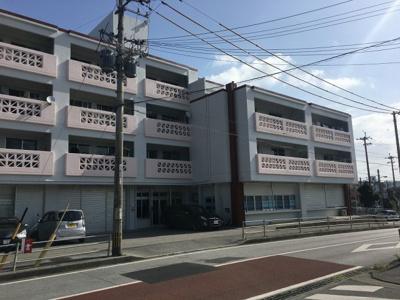 【外観】喜屋武共同住宅