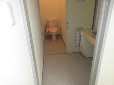 【トイレ】ハートランドB・D