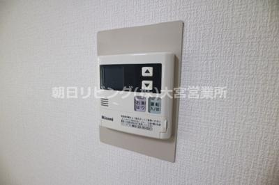 【設備】クリスタルマンション土呂