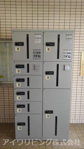 宅配ボックス完備【ジュネス桜ヶ丘】
