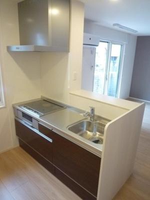 【キッチン】グランコート(D-room)