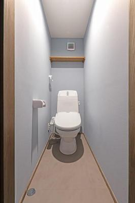 【トイレ】博多なでしこ町家