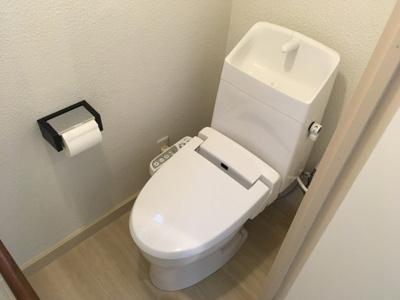 【トイレ】野火止団地11号棟