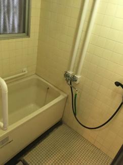 【浴室】野火止団地11号棟