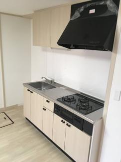 【キッチン】野火止団地11号棟