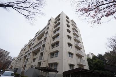 【外観】志木ニュータウン中央の森参番街5号棟