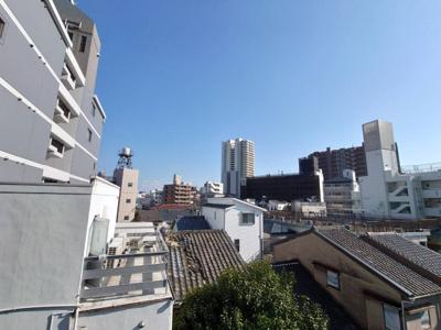 【展望】レインボー山崎