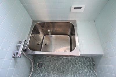【浴室】増田貸家