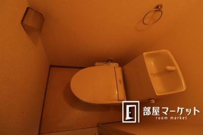 【トイレ】コーポ朝日