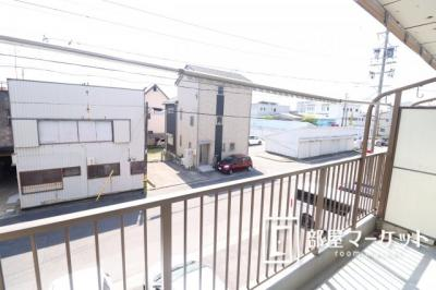 【展望】コーポ朝日