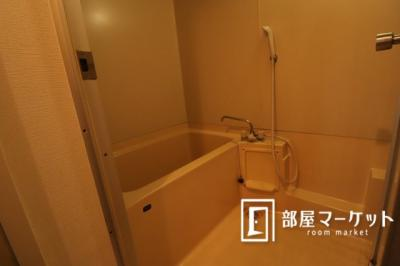 【浴室】コーポ朝日