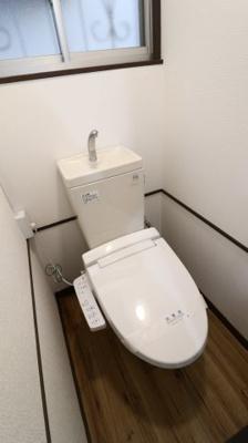 【トイレ】上高丸3丁目貸家