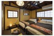 【寝室】清水寺※ゲストハウス※