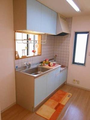 【キッチン】ウエストフィールドA・B棟