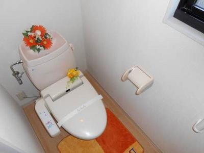 【トイレ】ウエストフィールドA・B棟