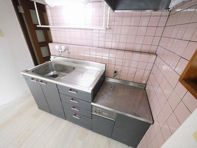 【キッチン】アネックスKM~仲介手数料無料キャンペーン~