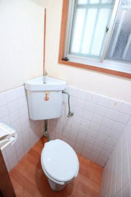 【トイレ】乙木2丁目貸家