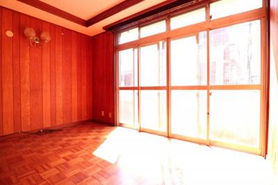 【居間・リビング】乙木2丁目貸家