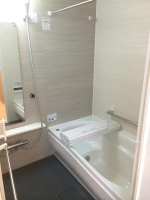 【浴室】レンゲキャッスル