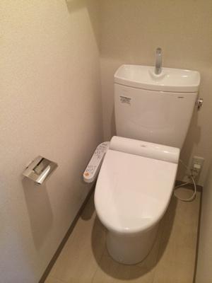 【トイレ】レンゲキャッスル