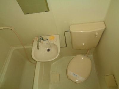 【浴室】グランメール苅田
